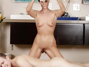 India Summer don't want to waste her time!