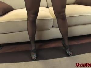 Sexy Big tit Milf takes biggest cock!