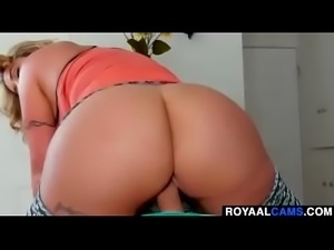 stepmom Eva Notty wakes up his son for school - visit at www.royaalcams.com