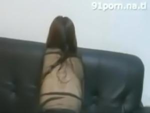 Chinese mature slut  Peach Flower  shows her body - Watch Part 2 on...