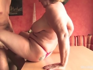 Mature women have a great time with cocks and warm cunts