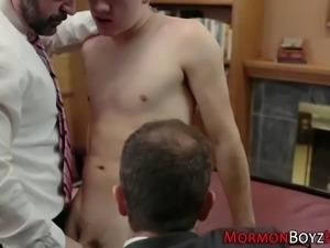 mormon bareback fucked