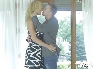 wild trick with a girlfriend