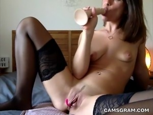 First Person Show Featuring A Hot Milf Model
