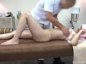 all that moka needs in her life is a massage spiced up with shagging