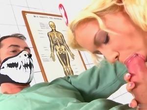 Bibi Noel is the naughties night nurse youll ever meet. Her craving for