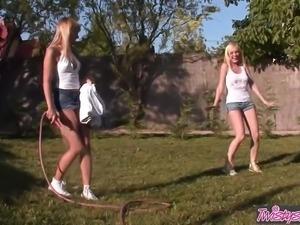 Twistys - Two Girls One Blanket - Sophie CoxBlue Angel
