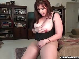 Next door milfs from the USA part 25