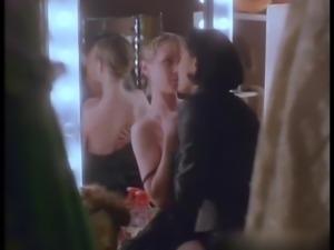 Anne Heche Lesbian Scene In Wild Side ScandalPlanet.Com