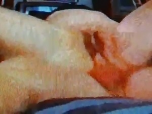 Homemade VHS Clip of Sexy Italian Wife Riding Cock