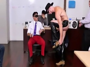 Twinks guys gay sex forest Lance's Big Birthday Surprise