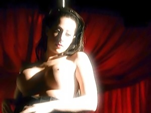 Lauren Adams Striptease In Night Junkies ScandalPlanet.Com