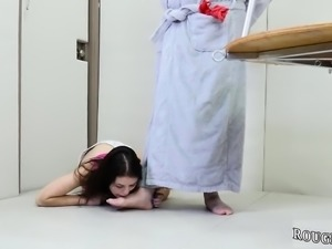 Teen body Training my little teen bootie whore