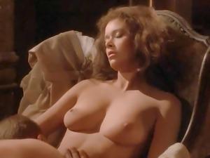 Sylvia Kristel Nude Sex Scene In Mata Hari ScandalPlanet.Com