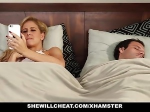 SheWillCheat - Slut Wife Finds First BBC On Social Media