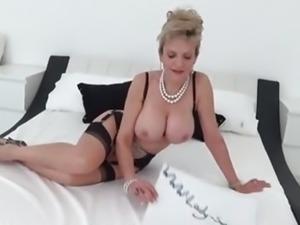 Lady Sonia sucks guy at hotel until cum explode