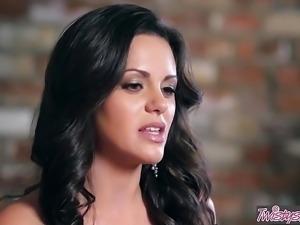Twistys - Jelena JensenKhaleesi Wilde starring at Interview