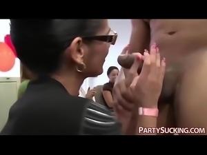 Naughty Women Suck Dick