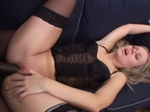 Sex hungry slut Sandra has a fat ass and it is no wonder she drives men crazy