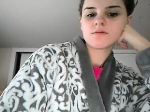 My Hot Girlfriends Webcam Striptease