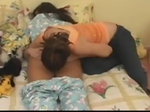Ashley Jordan - Sleeping Tushy