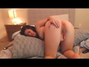 fat ass asian anal masturbating onlin