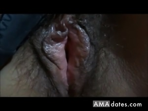 MY WIFE AND HER HAIRY PUSSY - LA CHUCHA PELUDA DE MI ESPOSA