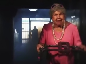 oldwomanhamster 2 - do it granny style