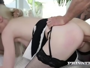 maid milena devi sucks and fucks