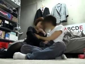 Proper amateur couple fuck and suck like reality hardcore