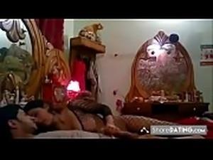 Arabic horny couple