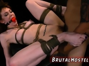 Male bondage Sexy young girls, Alexa Nova and Kendall Woods,