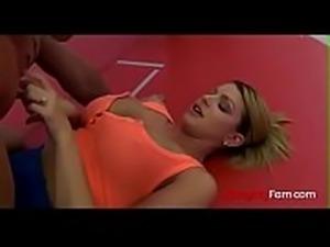 Horny Mom seduces Son at the Gym - FREE Mom Videos at NaughtyFam.com