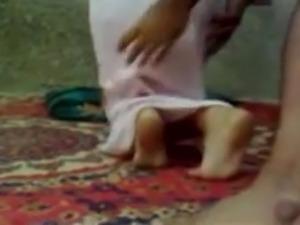 Arab dad Fuck daughter