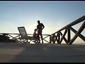 brazillian poolside