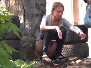 Voyeur Piss HunterSo Beautiful Girl