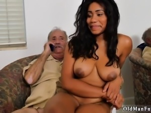 Old mature dick and man young Glenn ends the job!