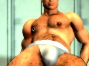 I Love Those Hot 3D Males