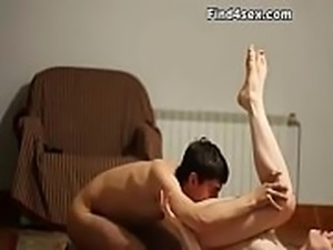 White Webcam Girl is playing with black dildo orgasm