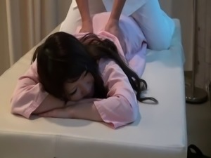Massage hairy cute at home japanese hidden cam voyeur