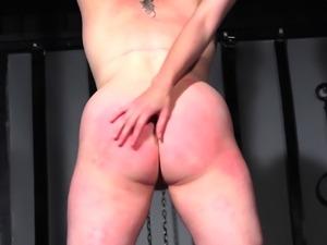 Lesbian bdsm of slave Isabel Dean