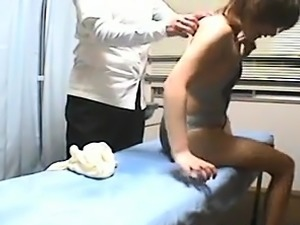 Japanese Fake Massage Teens Swimmers Pack 10