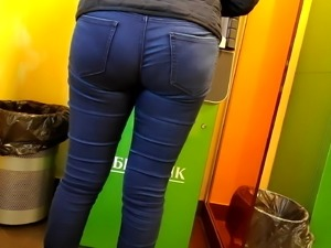Nice ass milfs in tight jeans