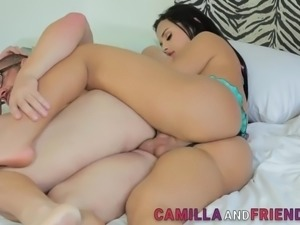 Bruna butterfly has a fuck with ralph