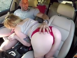 Sex on the vehicle