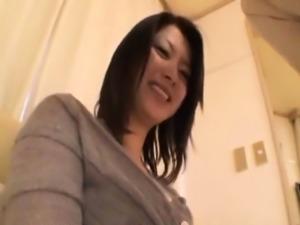 Japanese Mature Hairy Fucked In Casting Voyeur 49
