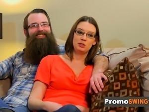American couples delight erotic journey.