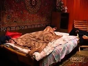 Russian mistress slave lick mistress anna feet ass pussy