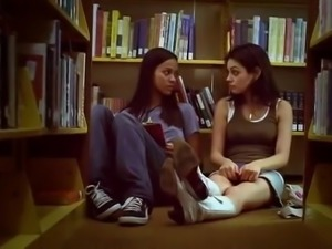 Zoe Saldana and Mila Kunis - ''After Sex''