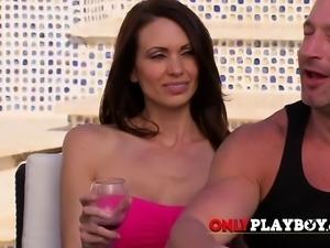 Swinger couples enjoying so much their erotic